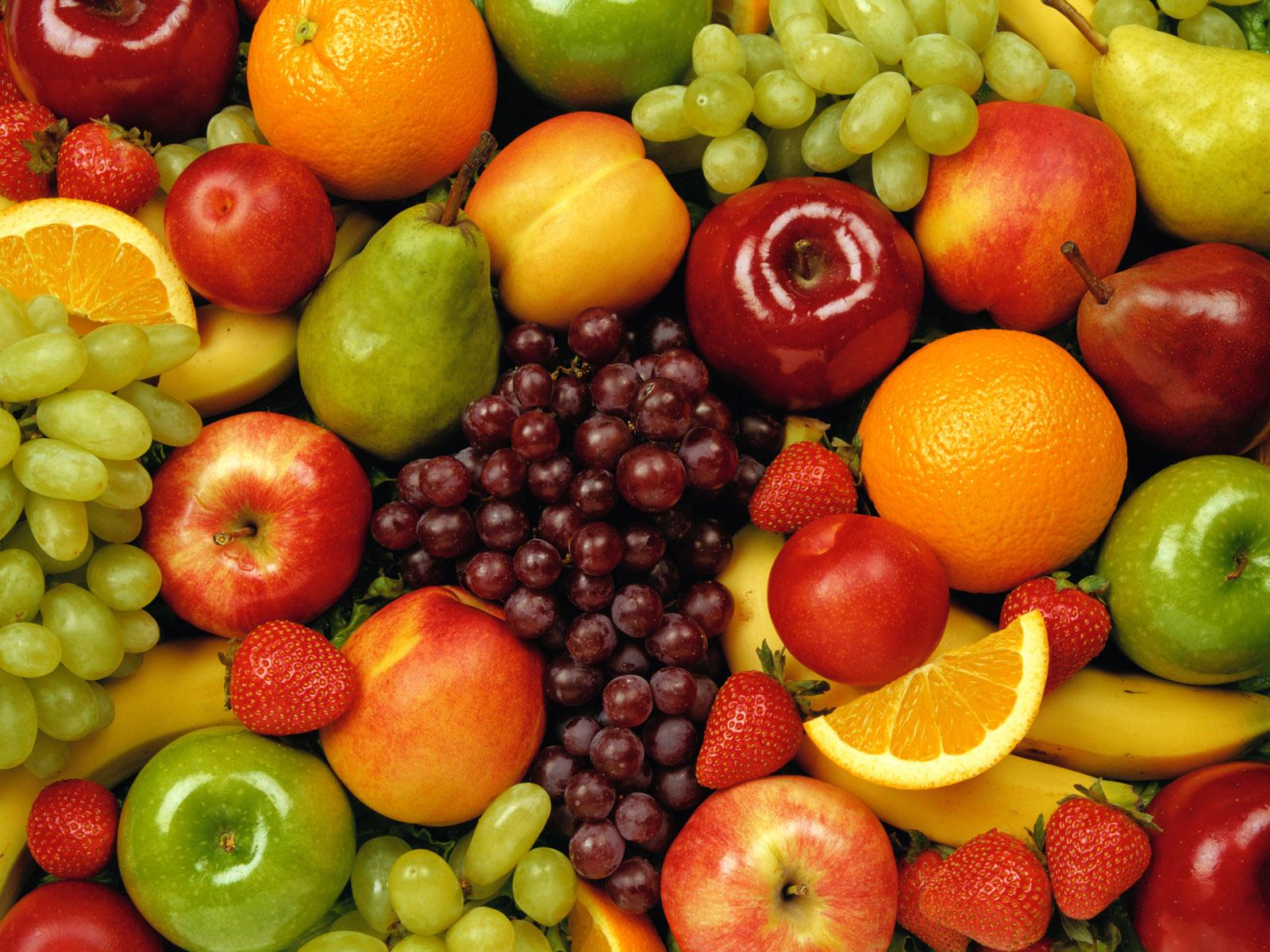 Yemək zamanı tükədilən meyvə